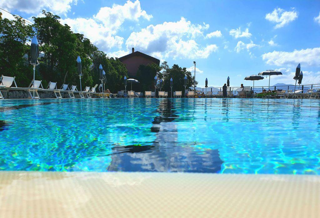 Dal 12/07 corsi nuoto e acquagym
